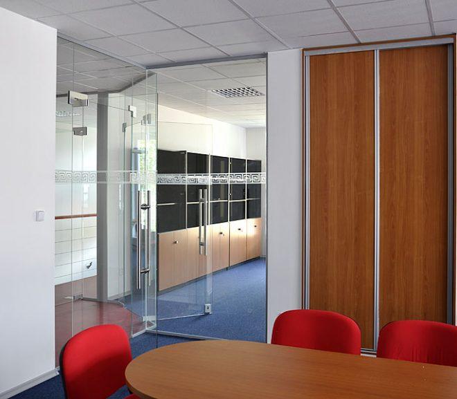 Administrativní budova Atlas A.G. – reference, fotodokumentace