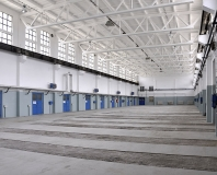 Ministerstvo obrany hala Klatovy