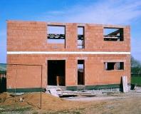 Hrubá stavba - realizace